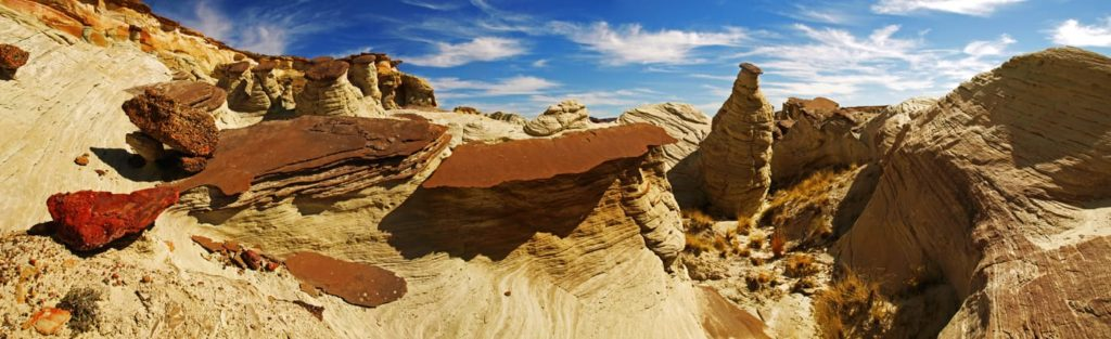 Wahweap Hoodoos Hiking Tour, Side-Step Canyon, Grand Staricase-Escalante National Monument