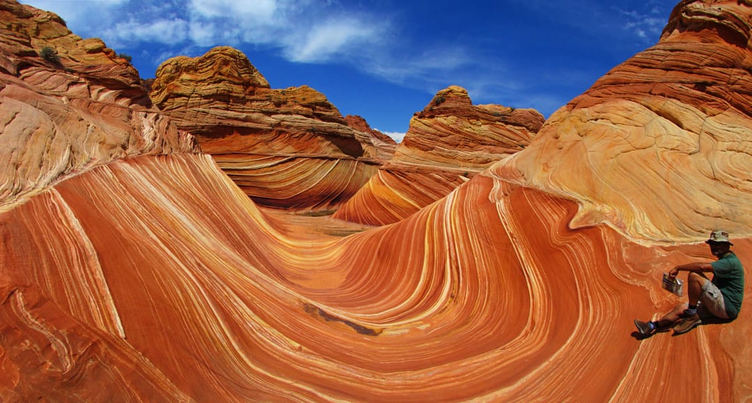 The Wave Tour, Wave Photography, North Coyote Buttes, Paria Canyon Wilderness, Vermillion Cliffs National Monument