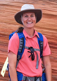 Andrea Jasper, Safari Tour Guide, Kanab Tour Guide