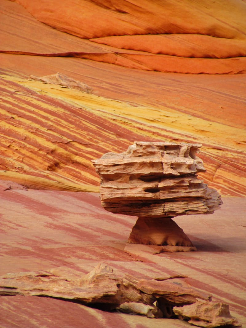 The Boneyard, North Coyote Buttes
