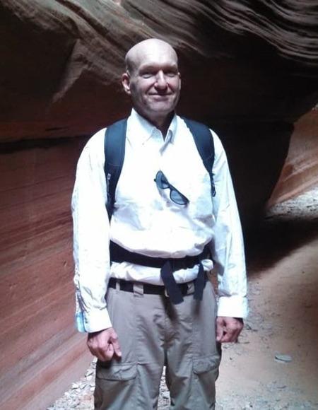 Steve Southam, Kanab Tour Guide