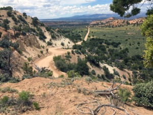 Cottonwood Road in Grand Staircase-Escalante National Monument