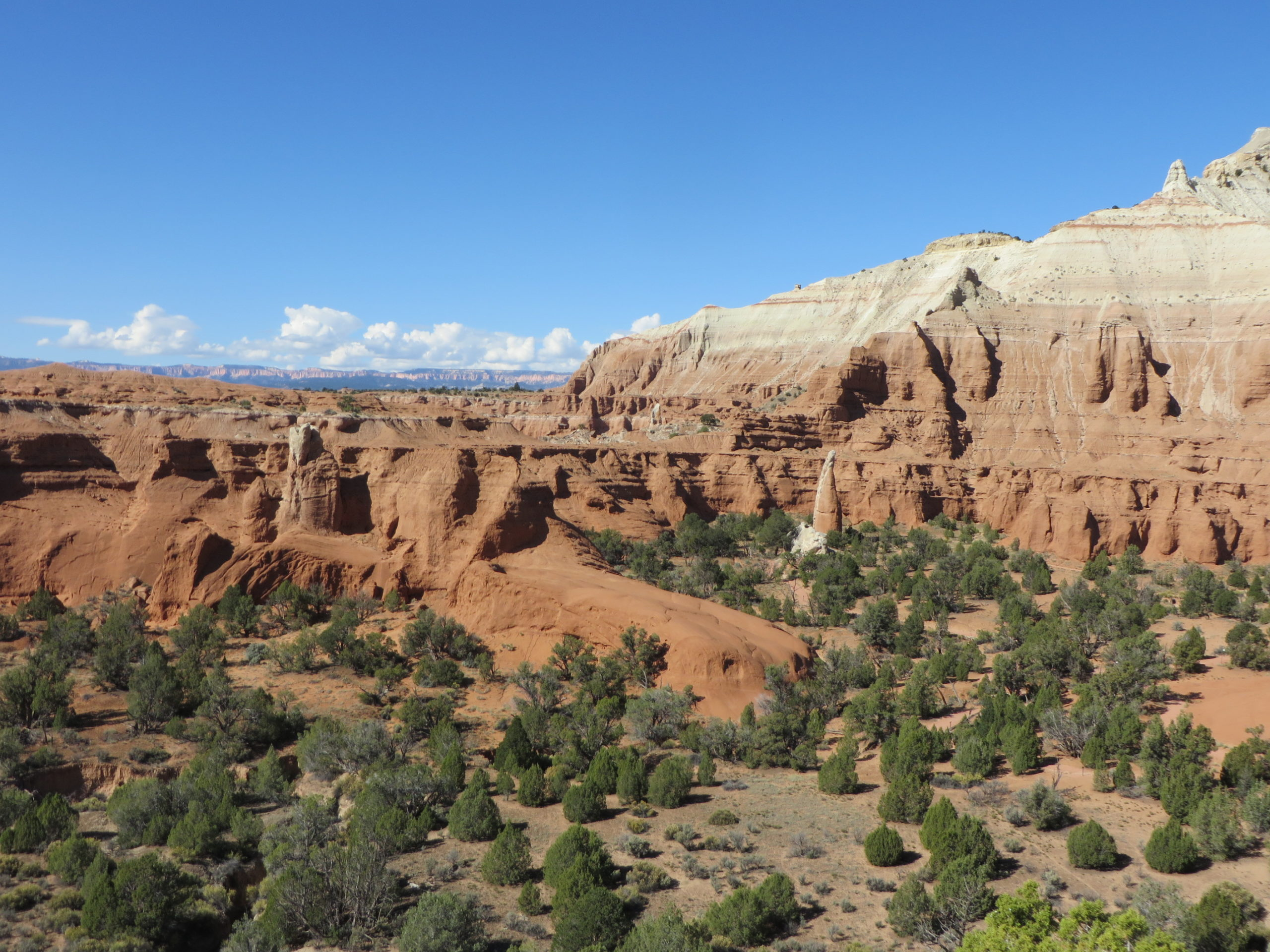 Kodachrome Basin State Park view