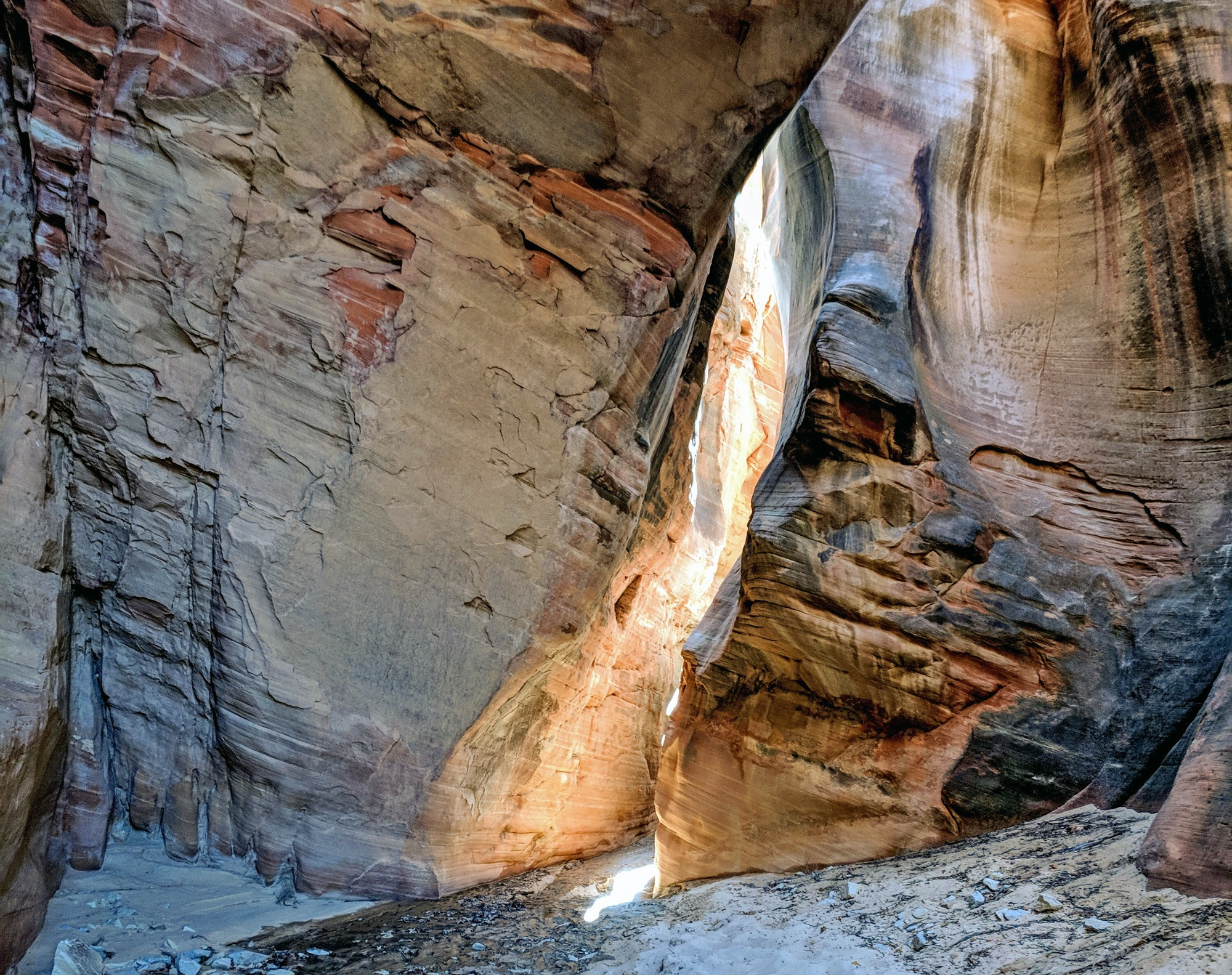 Baybill Slot Canyon