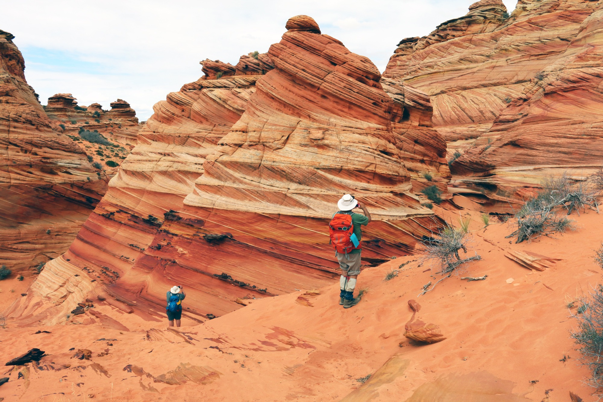 South Coyote Buttes photography tour