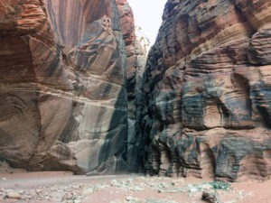Wire Pass Slot Canyon tour