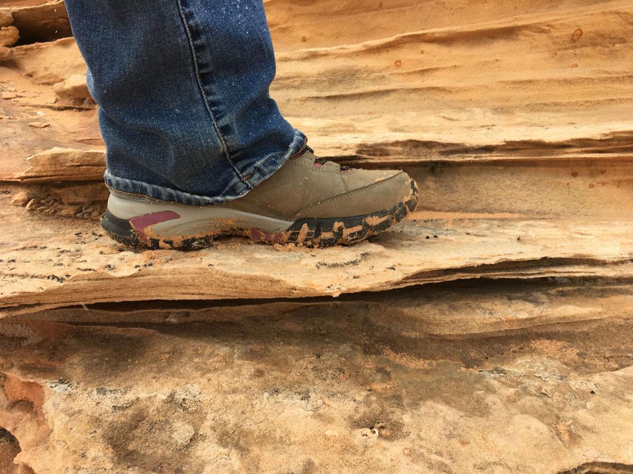 Appreciating the delicate sandstone fins of Vermilion Cliffs National Monument
