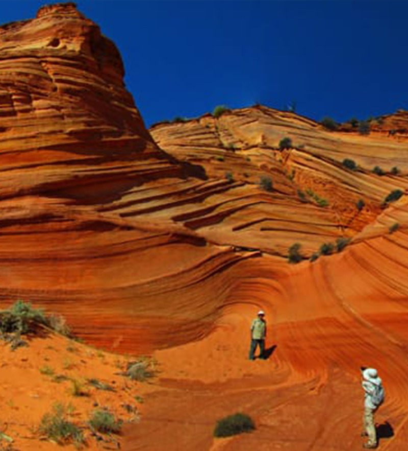 South Coyote Buttes Tour