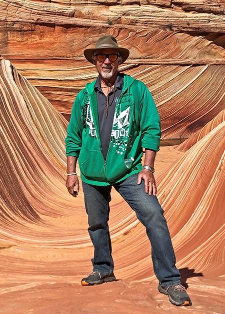 Rick Kessel, Kanab Tour Guide