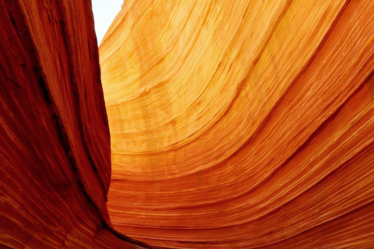 Canyon near Wave