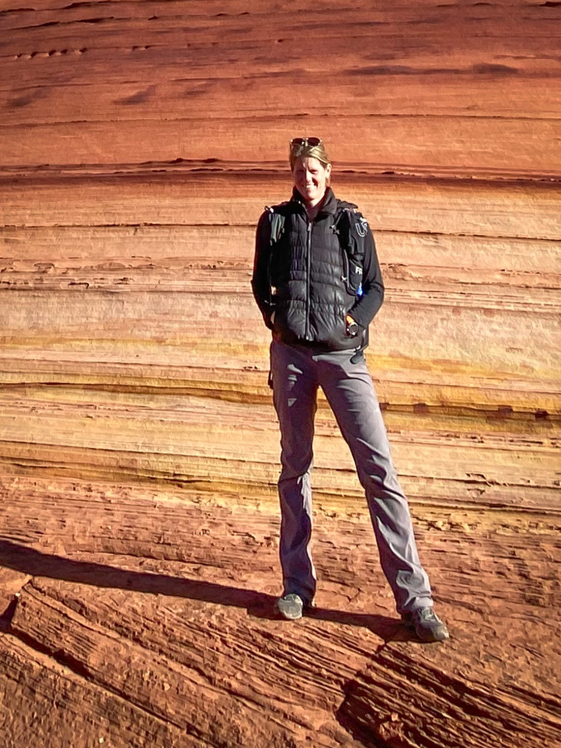 William James, Kanab Tour Guide/Manager